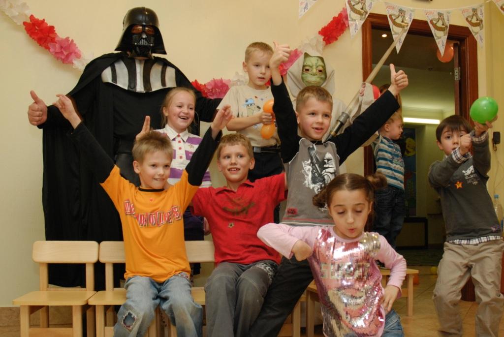 Детский праздник звездные войны сценарий